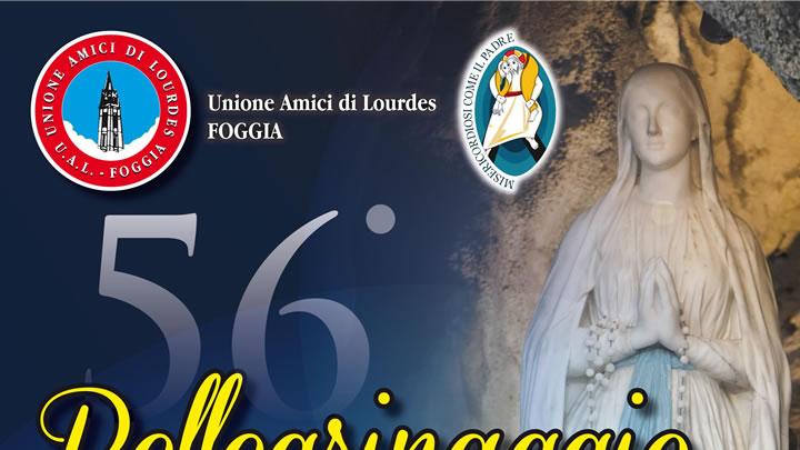 56° Pellegrinaggio a Lourdes