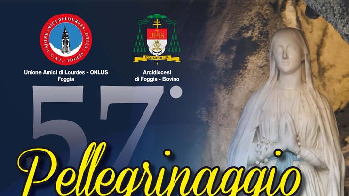 57° Pellegrinaggio a Lourdes