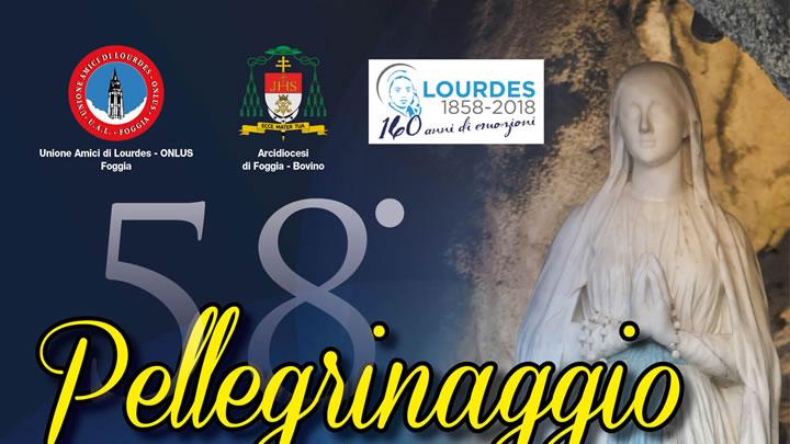 58° Pellegrinaggio a Lourdes